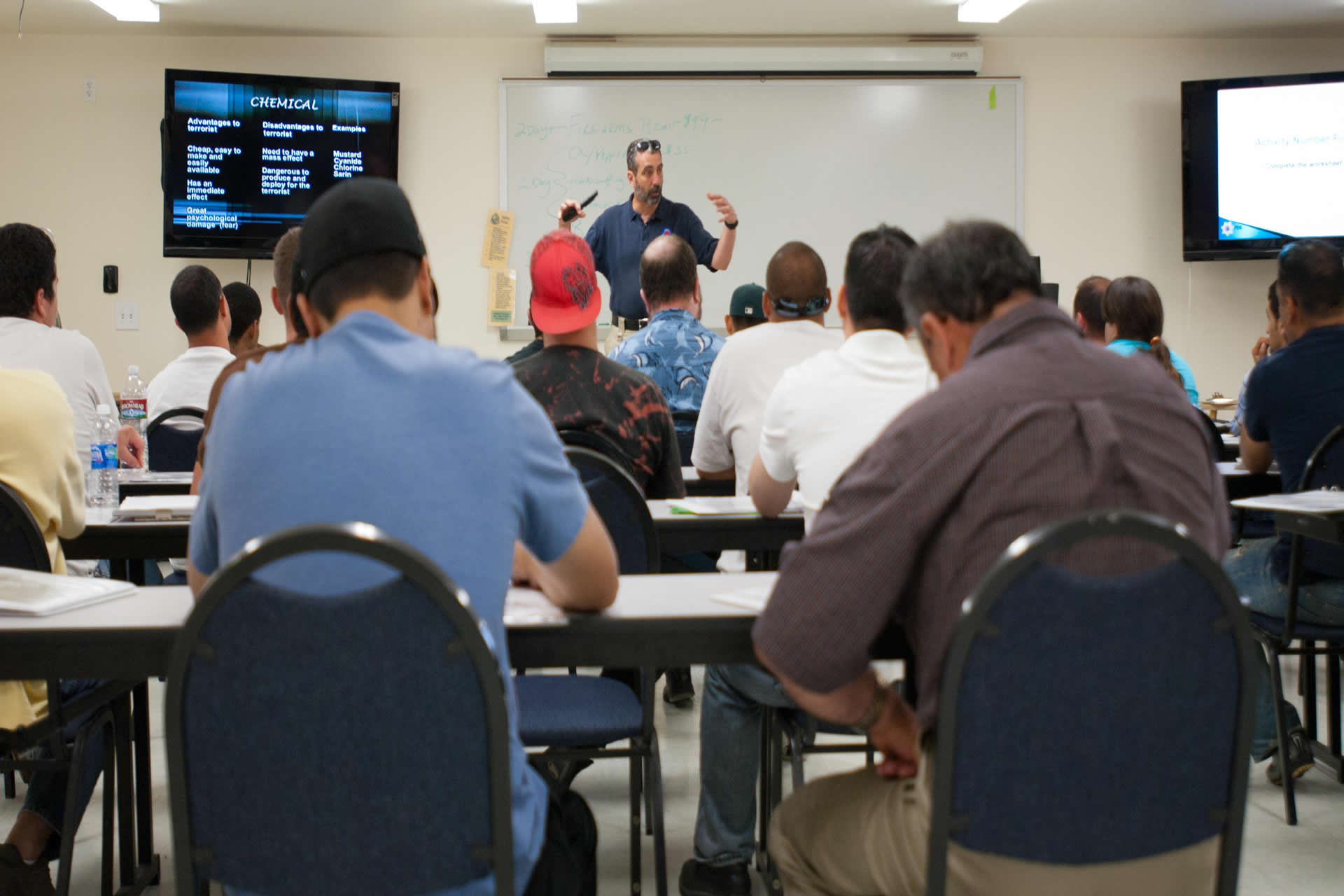 United Security – Training Center